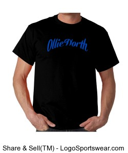 Ollie North David tee Design Zoom
